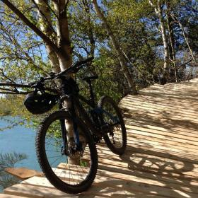 Mountainbike MTB-spor